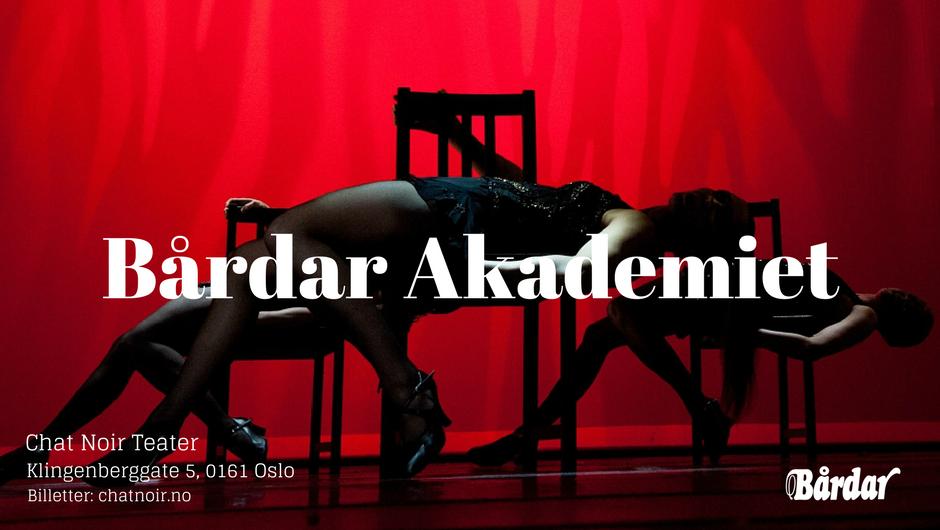 Bårdar Akademiet på Chat Noir 2020