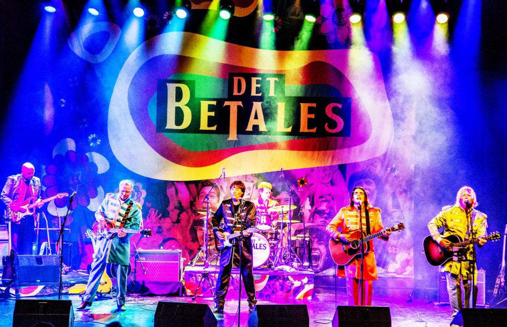 Det Betales  – Best of Beatles
