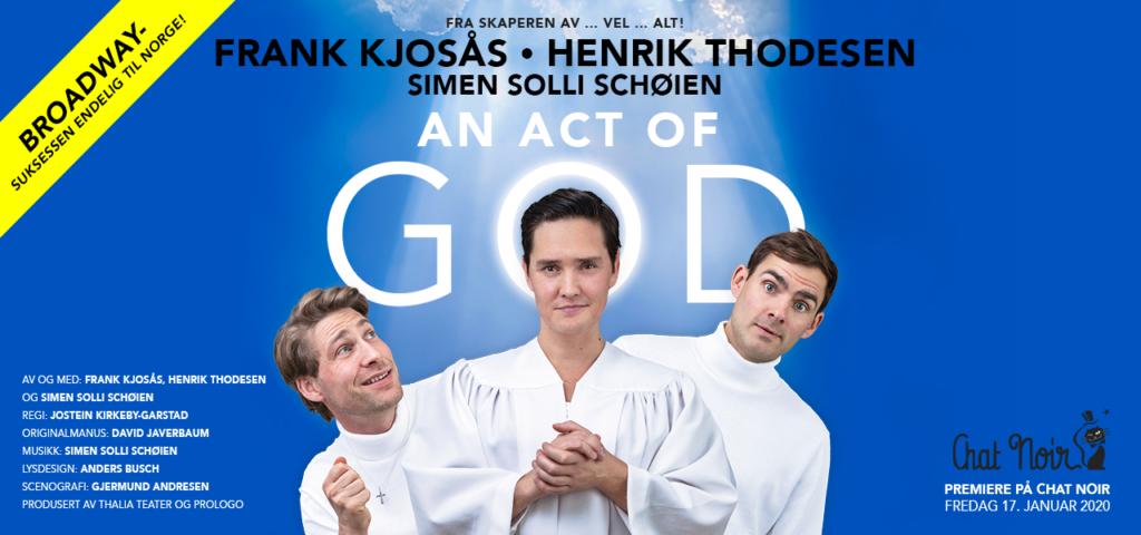 Frank Kjosås: An Act of God