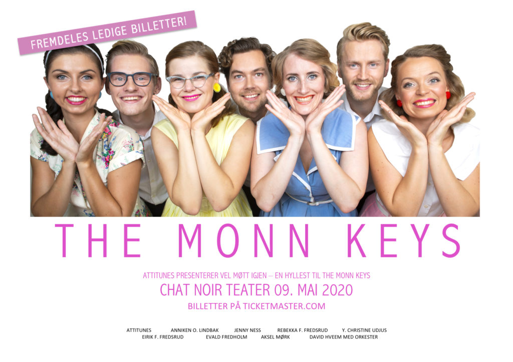 Vel møtt igjen – en hyllest til The Monn Keys