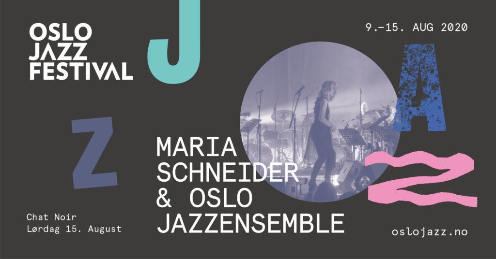 Oslo Jazzfestival: Maria Schneider & Oslo Jazzensemble