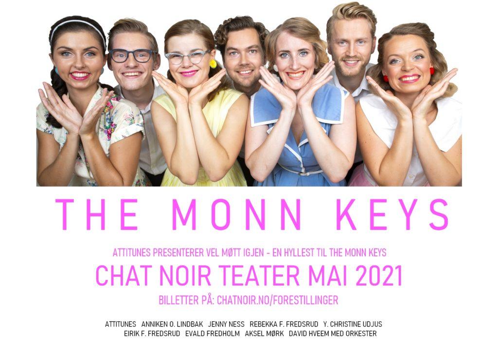Vel møtt igjen – en hyllest til The Monn Keys