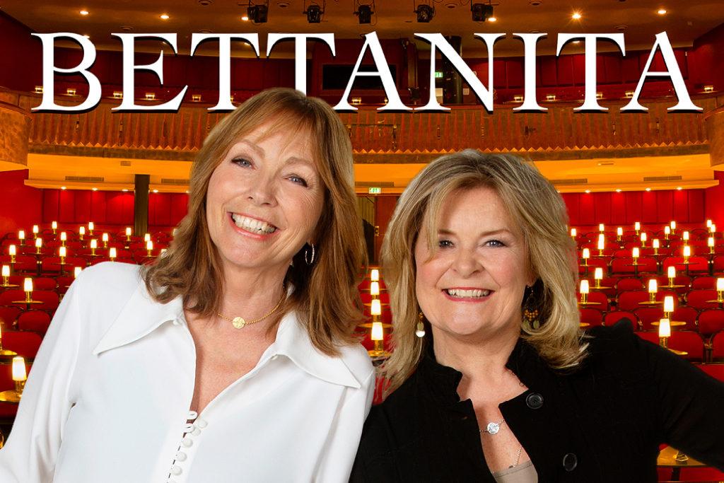 BETTANITA: Anita Skorgan og Elisabeth Andreassen
