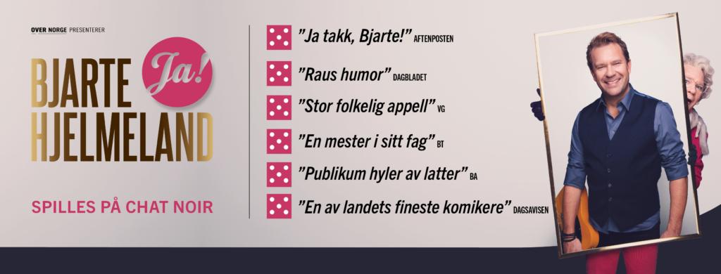 Bjarte Hjelmeland – Ja!