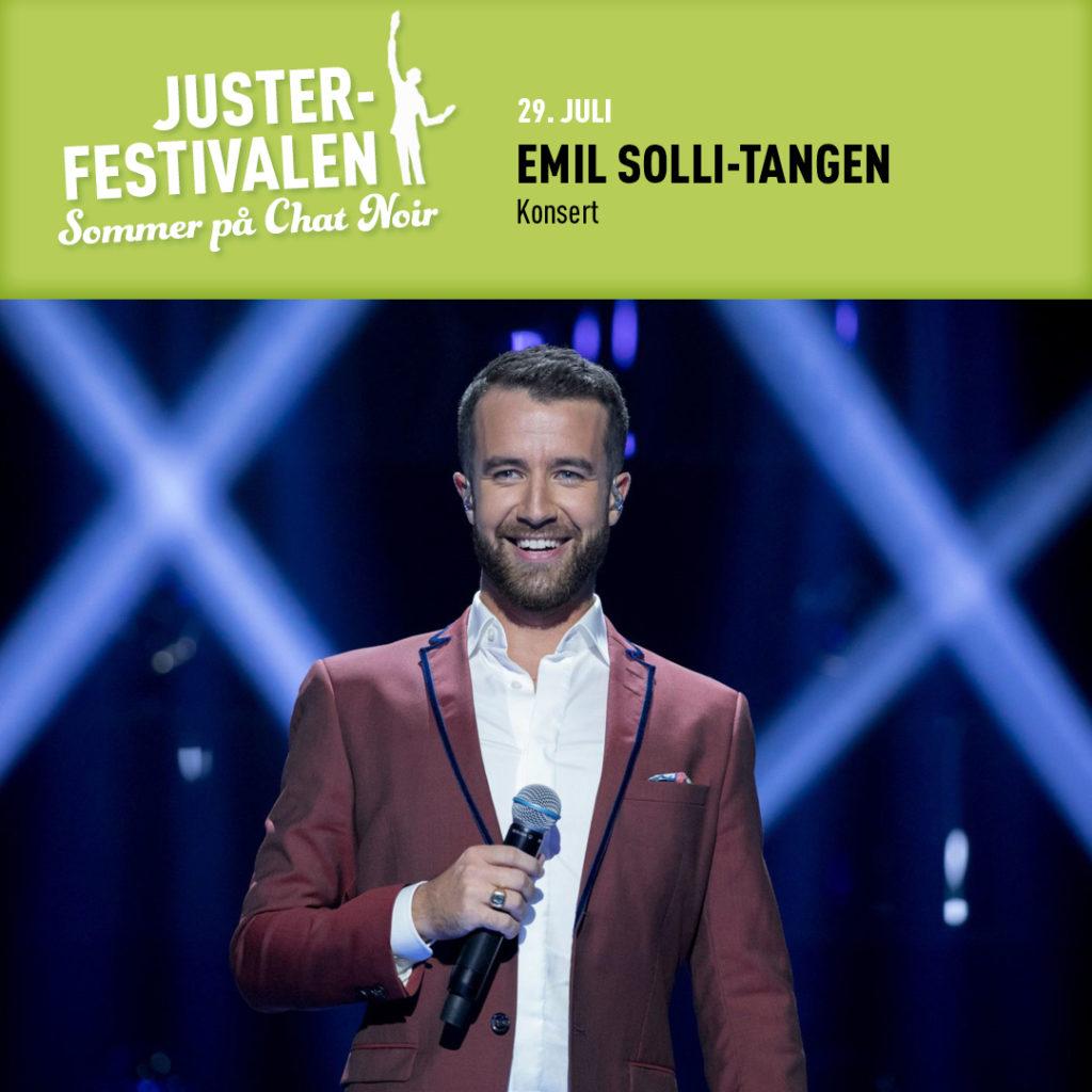 Emil Solli-Tangen