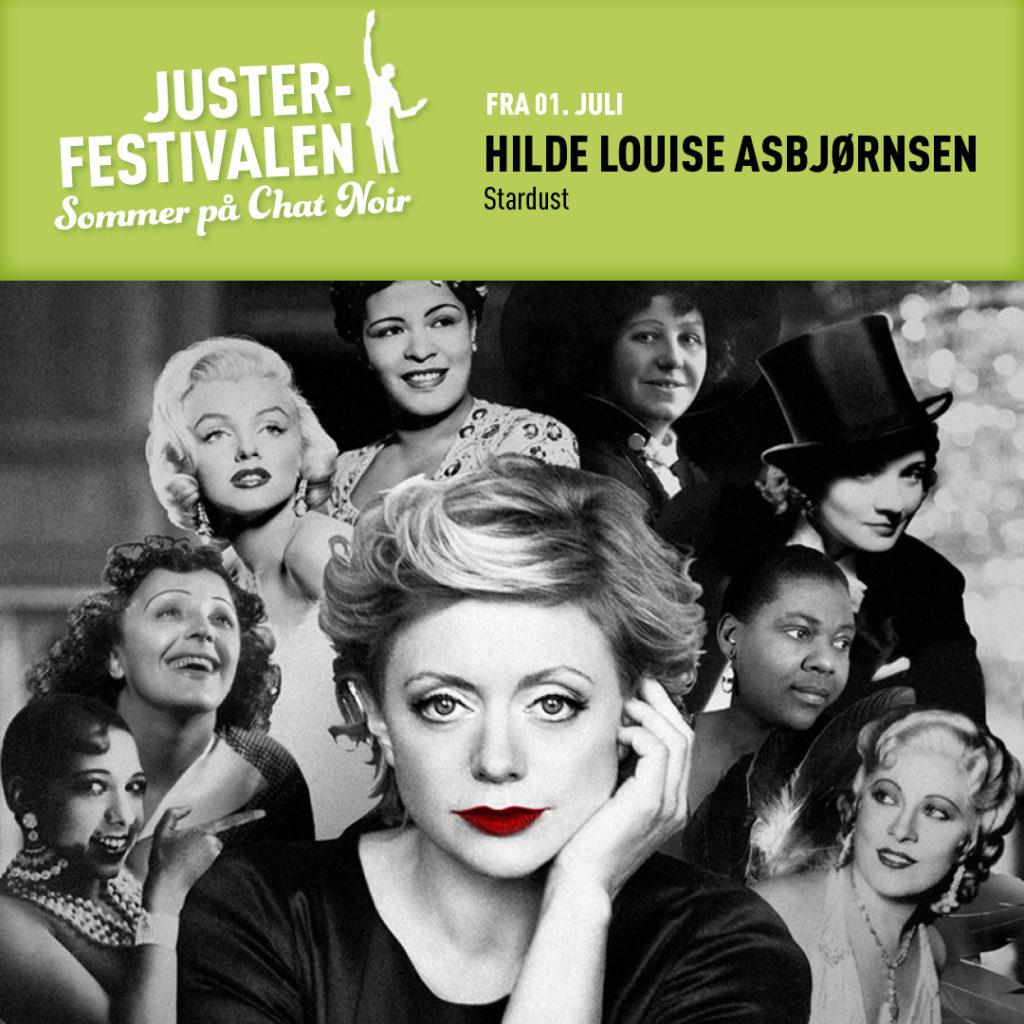 Hilde Louise Asbjørnsen: Stardust