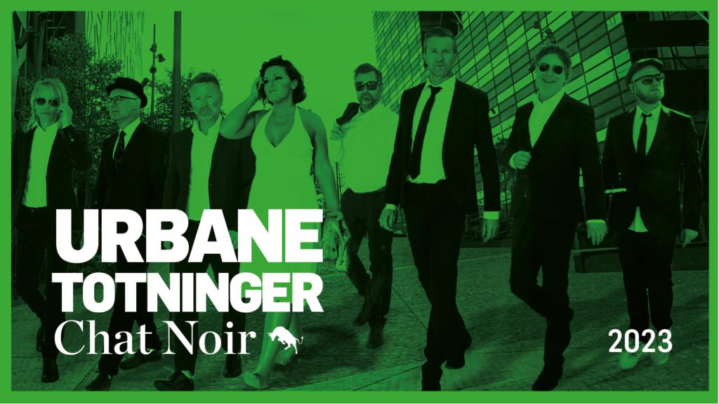 Urbane Totninger – Chat Noir
