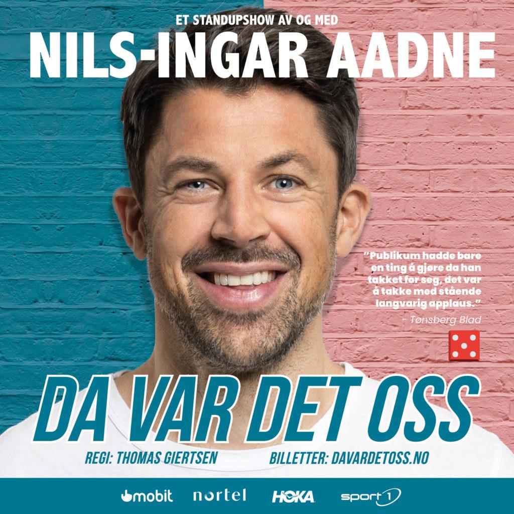 Nils-Ingar Aadne: Da var det oss